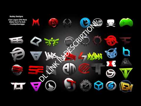Clan Logos Pack! By Nudey