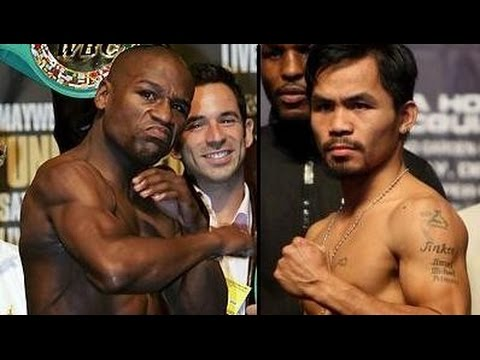 Mayweather Vs Pacquiao Official Pre Fight Prediction SBM Boxing