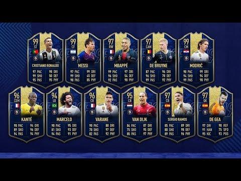 *ULTIMO INTENTO* DE CONSEGUIR UN TOTY EN SOBRES | FIFA 19 | ZIVANX thumbnail