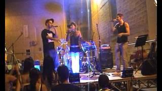 VersiSonori - Svegliandomi Dai Sogni - Live Ficarazzi (Bora)