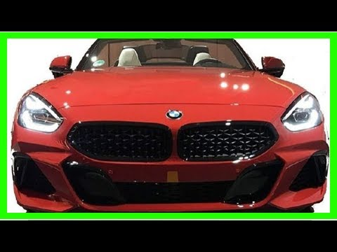 2020 BMW Z4 revealed via leaked images | k production channel