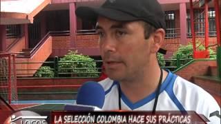 Especial Locos por el deporte selección femenina de microfútbol de Colombia
