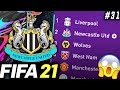 IF LIVERPOOL WIN, TITLE HOPES GONE!!!😳 - FIFA 21 Newcastle Career Mode EP31
