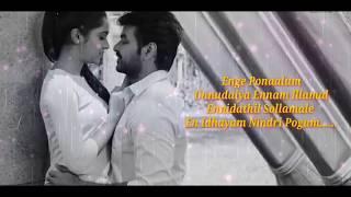 Whatsapp Status Tamil 💖 // love //Best //Enge ponalum unnudaiya ennam illamal //Nee kidaithaI...💚