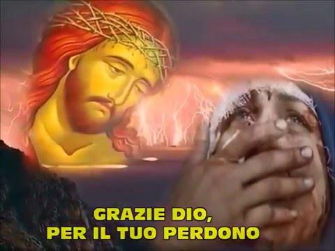 Grazie Padre Buono Con Testo Sottotitoli Canto Rns 2015 Youtube