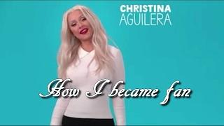 Baixar HOW I BECAME FAN OF CHRISTINA AGUILERA