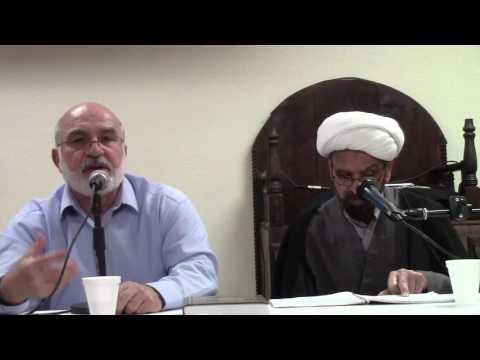 Tafseer of Surah Fatiha - Session 2 - Sheikh Abdul Lateef al-Khafaji