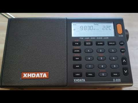 Repeat Tecsun GR168 AM FM Shortwave emergency radio review by