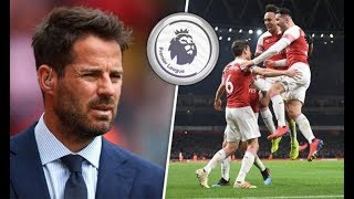 Jamie Redknapp's Team of the Week Arsenal duo, Liverpool unsung hero and Tottenham savior