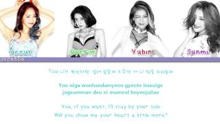 Wonder Girls - Baby Don't Play (Color Coded Han/Rom/Eng) MP3