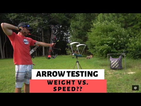 Arrow Speed Vs. Momentum?   Bow Hunting And Archery Tips