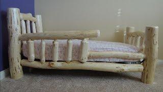 Детская кровать из дерева своими руками(, 2015-02-10T18:33:22.000Z)