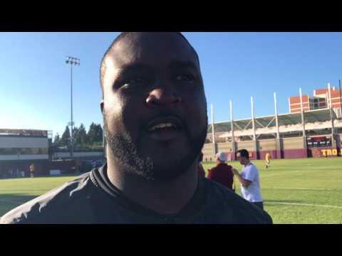 USC OC Tee Martin: Fall Camp Day 8
