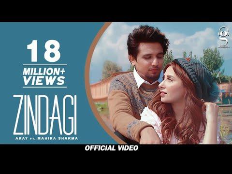 Zindagi (Official Video) | Akay | Mahira Sharma | Gaurav dev & Kartik dev | New Punjabi Songs 2020