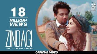 Download Zindagi (Official Video) | Akay | Mahira Sharma | Gaurav dev & Kartik dev | New Punjabi Songs 2020