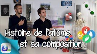 Baixar Histoire de l'atome et sa composition (Cycle 4/seconde)