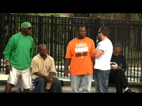 Farting In The Hood Prank