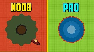 NOOB vs PRO Surviv.io BUSH TROLLING!! Funny Squads Moments & Livestream Highlights / Surviv.io Win!