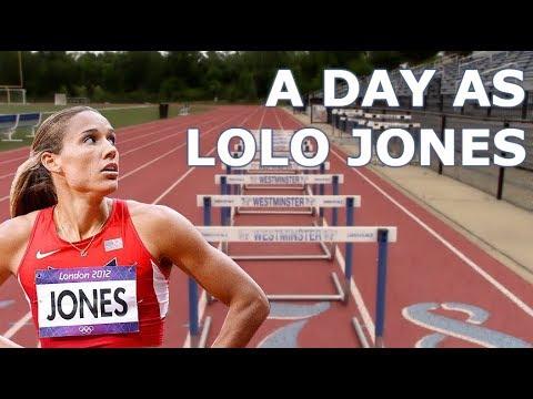 POV: A Day as Lolo Jones