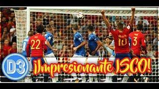 ESPAÑA 3-0 ITALIA | Resumen Completo y Goles | Eliminatorias para Rusia 2018 | 02Sep/2017 ★ D3D2