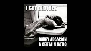 Barry Adamson - I Got Clothes (ACR:MCR Rework) (Official Audio)