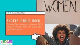 Excite Girls Rock | Episode 3: Speak life over yourself: Affirmations