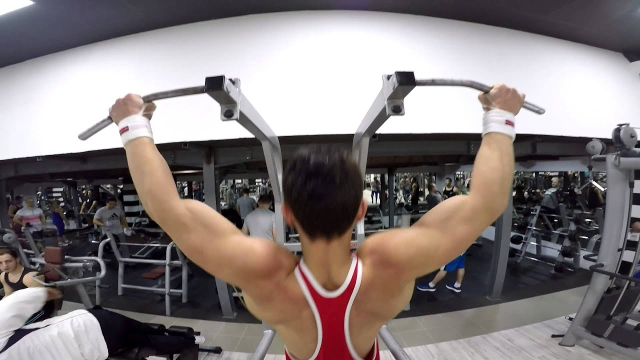 Download Sun Gym workout by Cosmin Covasa (720p)