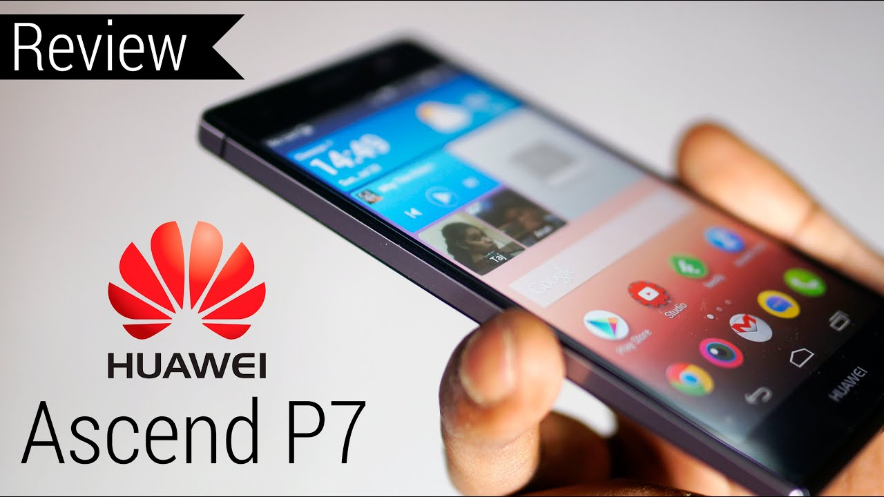 huawei ascend p7 review youtube