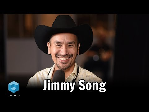 Jimmy Song, Blockchain Capital LLC   Blockchain Week NYC 2018