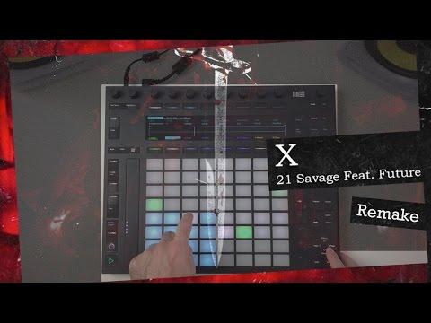 21 Savage & Metro Boomin - X ft Future (Remake)