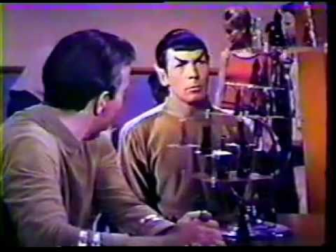 Thumbnail: STAR TREK UNAIRED VERSION 2ND PILOT INTRO from 16mm film