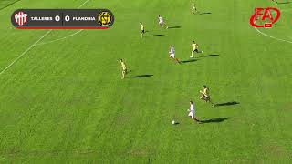 FATV 19/20 Fecha 4 - Torneo Apertura - Talleres 1 - Flandria 1