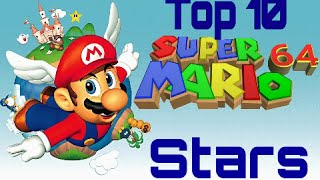 Top 10 Super Mario 64 StarsCyber Gamers