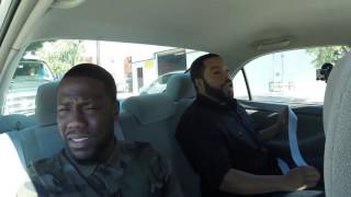 Ice Cube Teaches Kevin Hart About Seatbelts