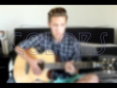 Colors - Halsey - Acoustic Cover
