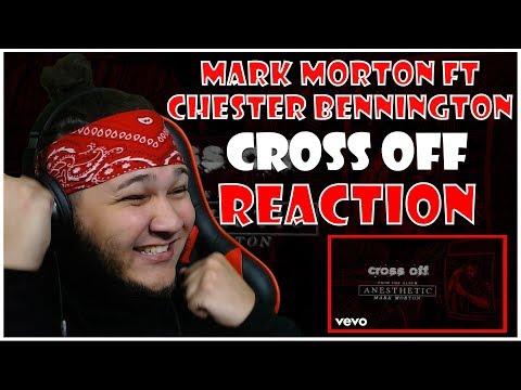 #MakeChesterProud | Mark Morton - Cross Off ft. Chester Bennington REACTION!! Mp3