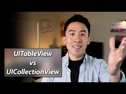 UITableView vs UICollectionView and Algorithm Exercise