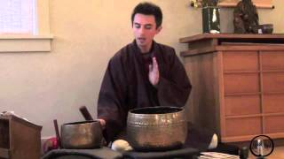 Morning Chant, from Guided Sitting Meditation by Brian, Seattle 2-day Wake Up Retreat 2012