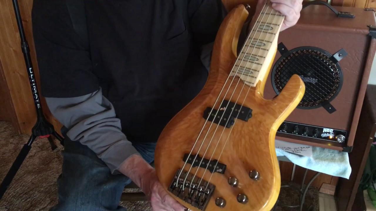 esp ltd rb1005 bm hn 5 string bass guitar review and demo 280 youtube. Black Bedroom Furniture Sets. Home Design Ideas