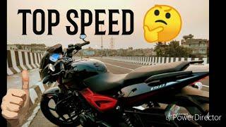 BAJAJ Pulsar 150 UG5 speed test 2019 ||TOP SPEED||