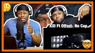 KSI – Cap (feat. Offset)[Official Music Video]Reaction [Brothers React]