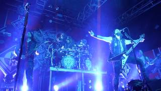 Machine Head - Bulldozer - 1/24/15