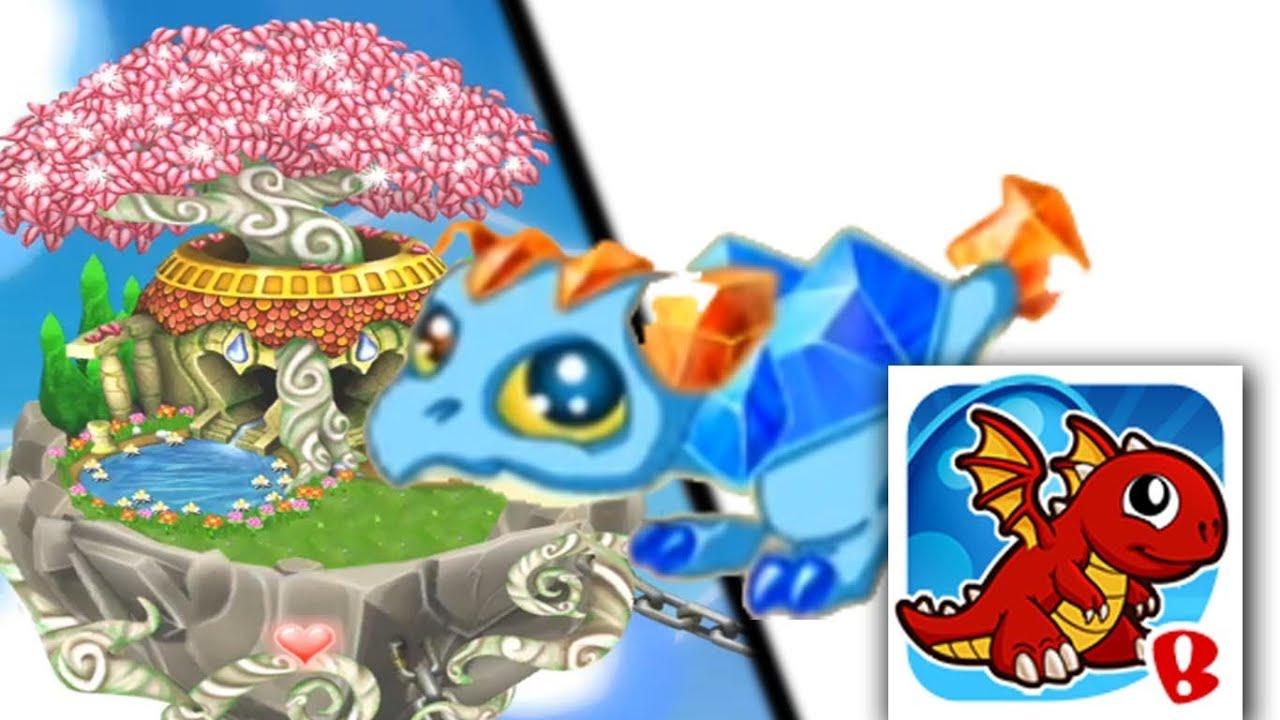 Dragonvale Breeding Unlock Topaz Dragon Youtube