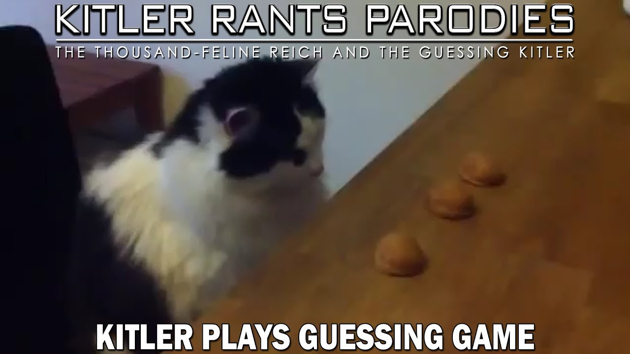 Kitler plays guessing game