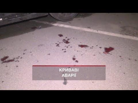 ТОП ДТП в Україні за минулий тиждень