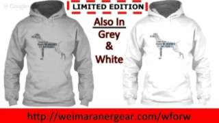 Weimaraner | Weim Lovers | Http://weimaranergear.com/wforw