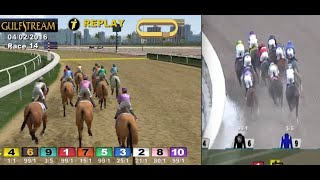 How Nyquist Beat Mohaymen in the Florida Derby