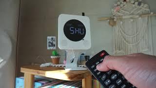 INVIO USB music play(온습도계를 갖춘 …