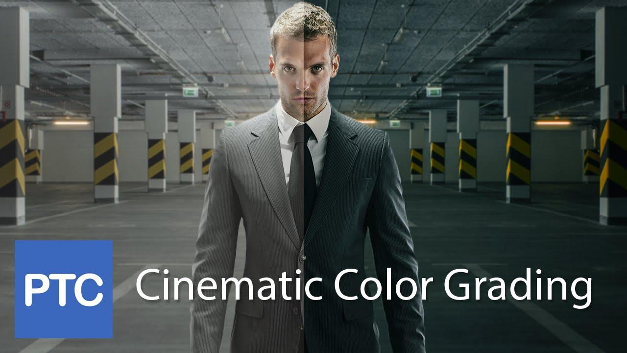 Cinematic Color Grading (Movie Looke Effect) - Photoshop Tutorial