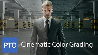 Cinematic Color Grading (Movie Looke Effect) - Photoshop Tutorial